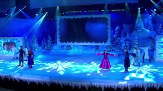 disneyland paris frozen sing along summer fun chantons la reine des neiges official footage 2015