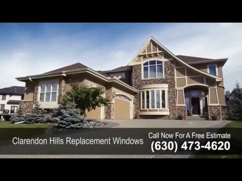Replacement Windows Clarendon Hills