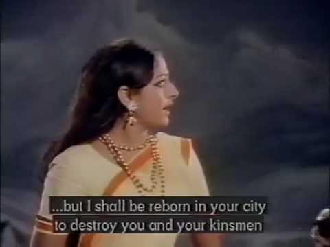 Vedavati Curses Ravan
