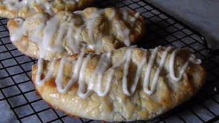Apple Turnovers - Gluten Free Apple Hand Pies