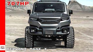 Rezvani Tank X With 707HP Hellcat V8