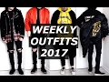 WEEK IN OUTFITS | Yeezy, Fear of God, Off White, Gucci, How to Style , Fashion Blogger | Gallucks