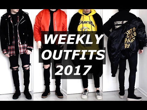 WEEK IN OUTFITS   Yeezy, Fear of God, Off White, Gucci, How to Style , Fashion Blogger   Gallucks