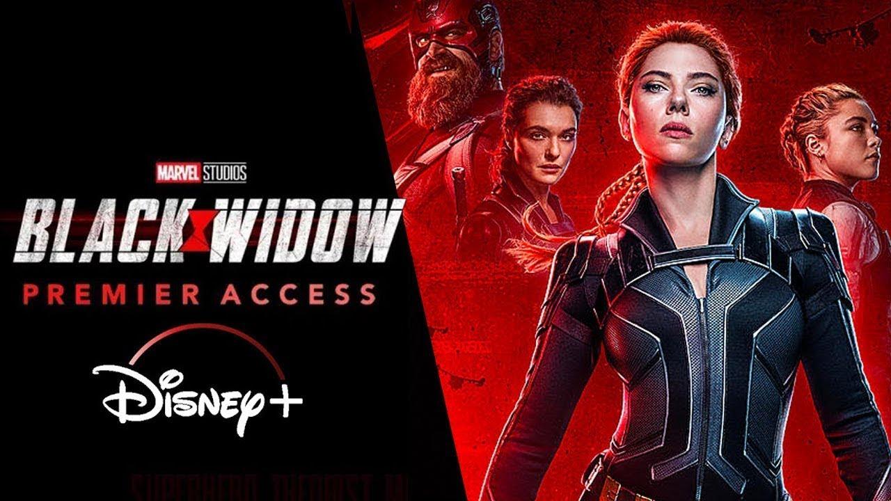 Black Widow Disney Plus VOD Update And Hawkeye Villain Revealed! - YouTube