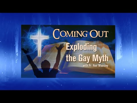 Coming Out - Program 3: Exploding the Gay Myth (with Ron Woolsey)