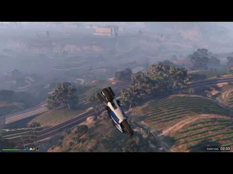 Gta 5 Online - EPIC BIKE STUNT FAIL!!!!! - Grand Theft Auto 5 Online