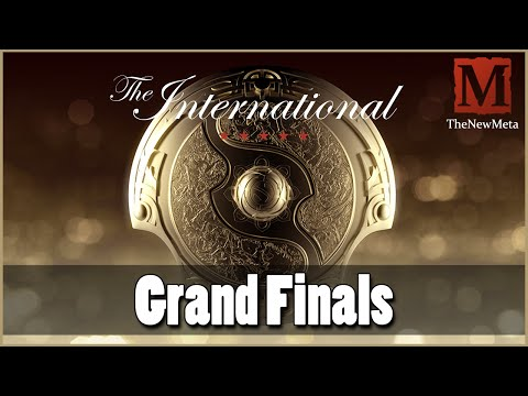 [Epic] EG vs CDEC (Game 1) (TI5 Grand Finals) Full Game
