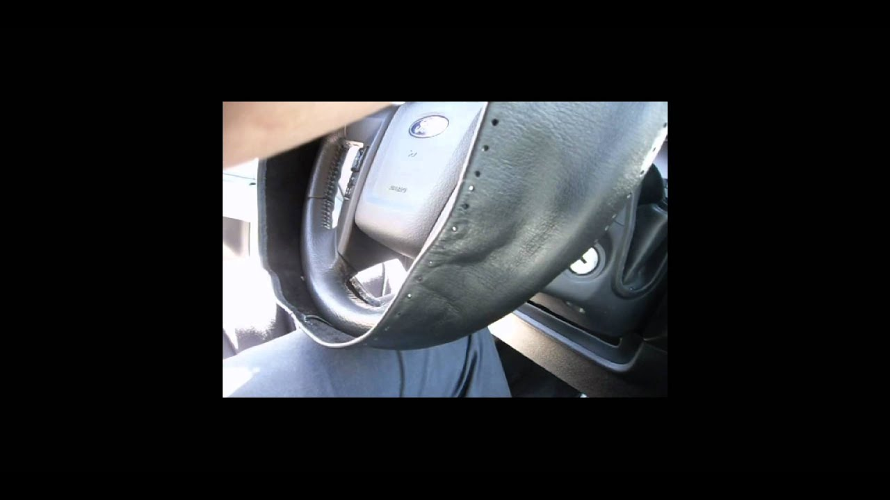Wheelskins leather driving gloves - Wheelskins For 2011 Ford F150