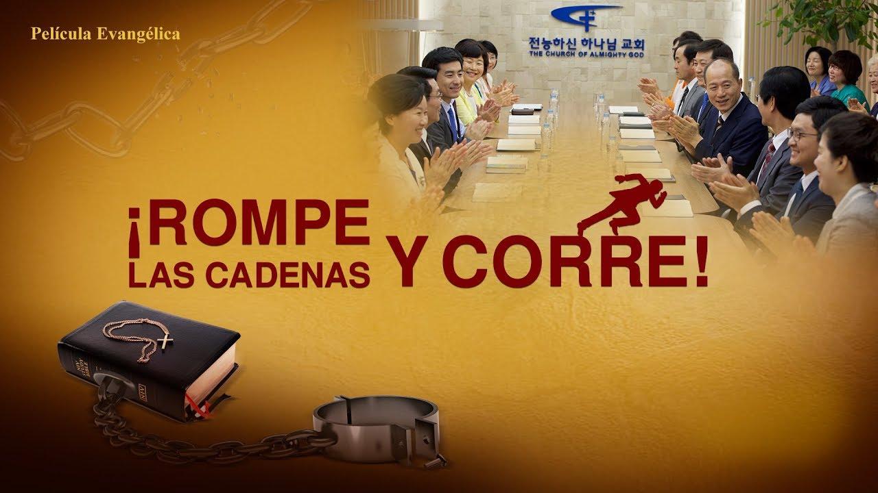 Película cristiana en español   Rompe las cadenas y corre