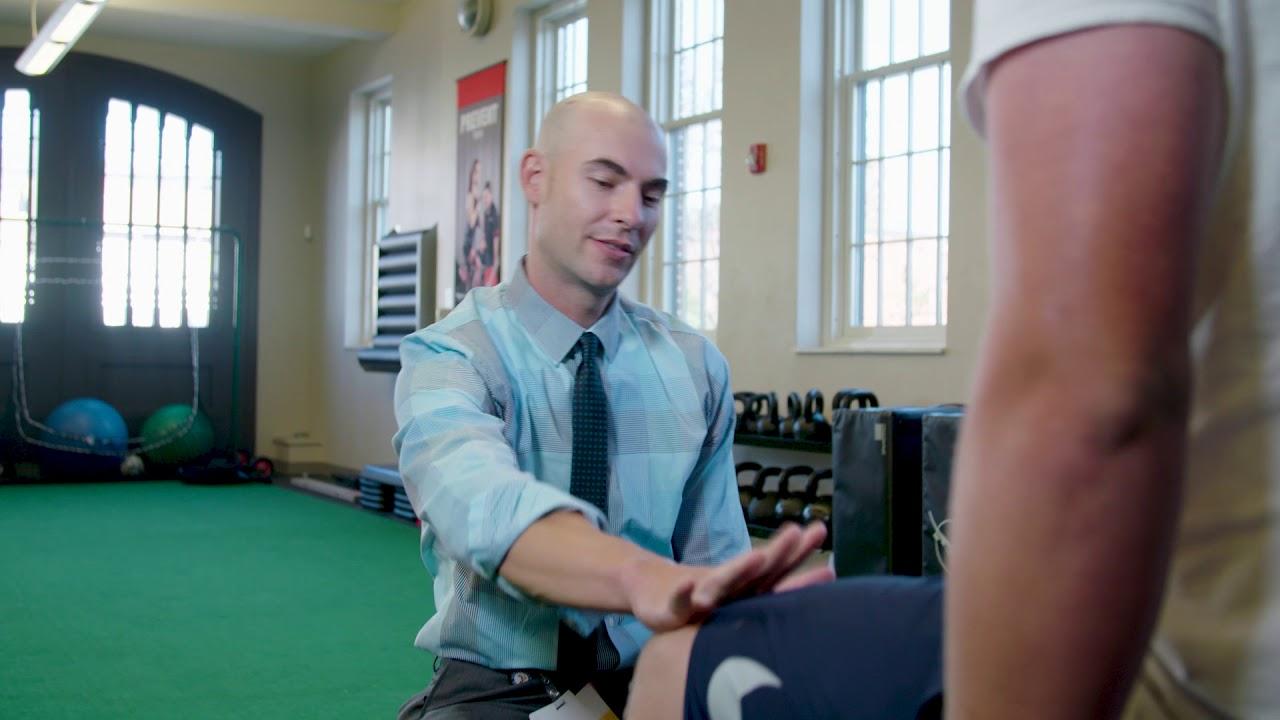 SMHC Sports Medicine w/ Christian Basque, MD