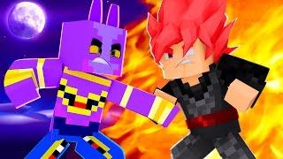 Minecraft: DRAGON BLOCK C  - SAYAJIN DEUS  ‹ Ine ›