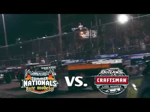 World Of Outlaws vs Summer Nationals