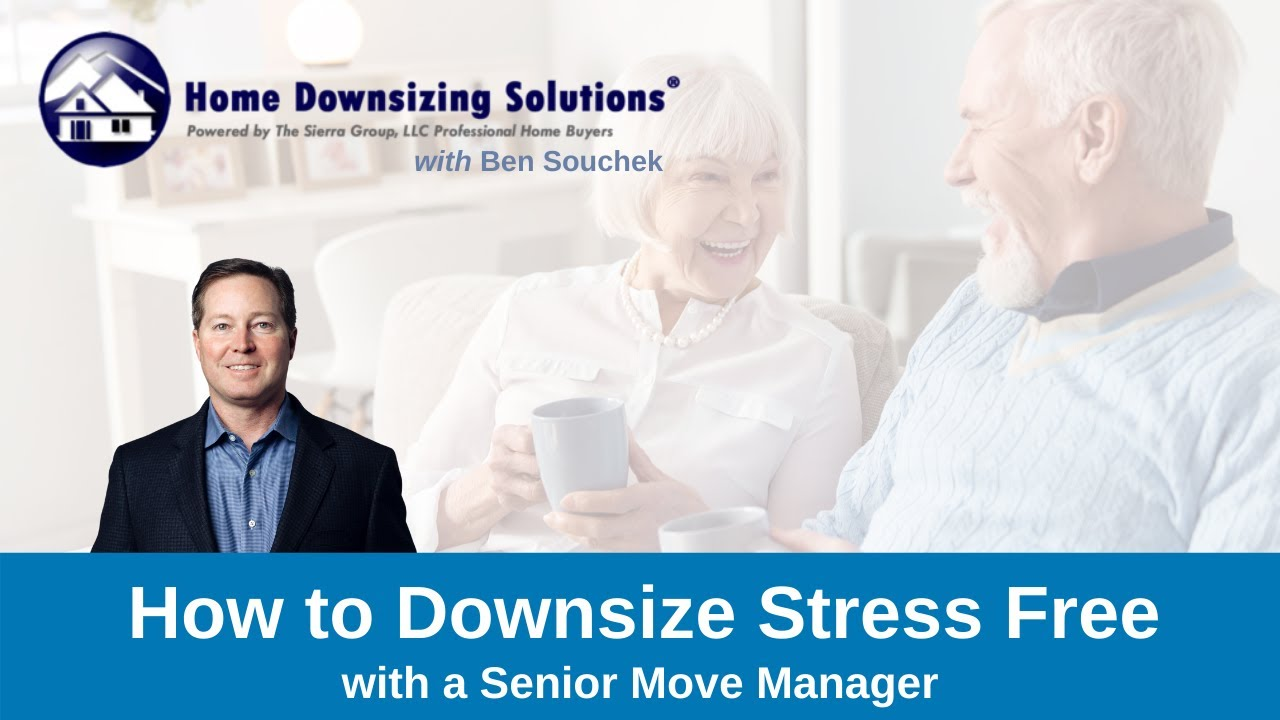 How A Senior Move Manager Can Help You Downsize Stress Free