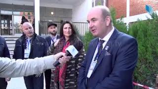 Voyage Diplomatique au KOSOVO