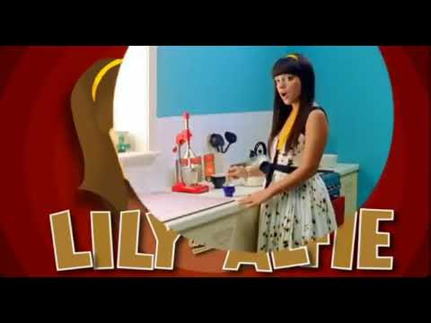 Lily Allen - Alfie Official Music Video