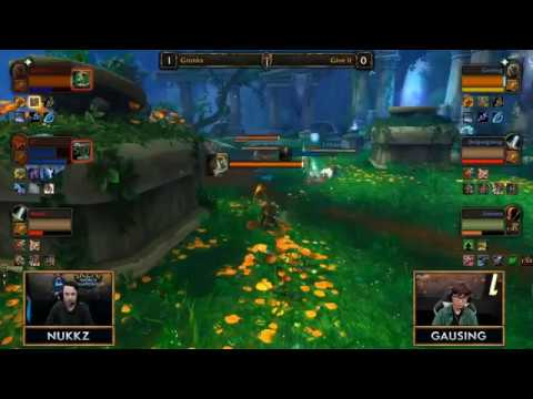 The Finals Asia Pacific! WoW BFA ARENA CHAMPIONSHIP! CUP #1 FALL SEASON ! Gronks vs Give it