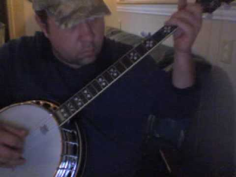 Trying to learn some banjo music (Christmas music)