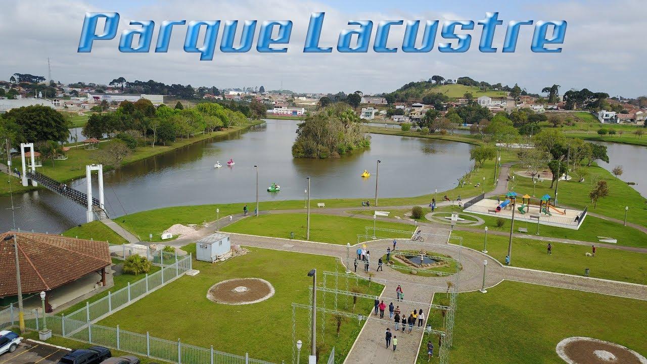 Parque Lacustre - Castro - PR - DJI Mavic Pro - YouTube