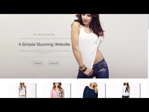 How To Create An ECommerce Website With Wordpress 2017 | ONLINE STORE | NEW 3.0 Divi Theme -AMAZING!