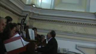 Coro Polifonico di Rossano-Sanctus Missa De Angelis