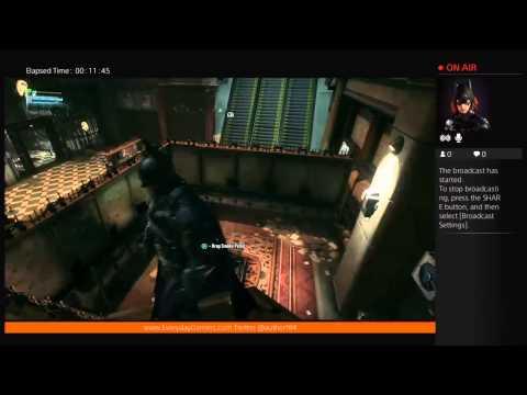 (PS4) Batman: Arkham Knight - Gotham City Bank Robberies