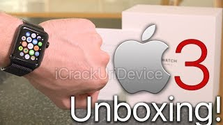 Apple Watch Series 3: Unboxing & Review! ( Watch 3)