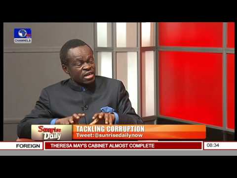 Most Of Those Elected Into Public Offices In Africa Are Thieves -- Prof Lumumba