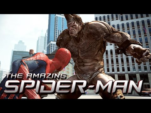 The Amazing Spider-Man Gameplay German - Flucht aus der Anstalt