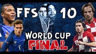 WORLD CUP FINAL! / ФИНАЛЪТ НА СВЕТОВНОТО ПЪРВЕНСТВО!/ FOOLS FOOTBALL SHOW 10