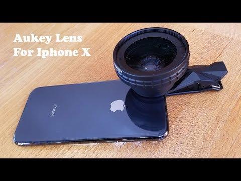 uk availability fa999 d77bd Aukey Lens For Iphone X - Fliptroniks.com