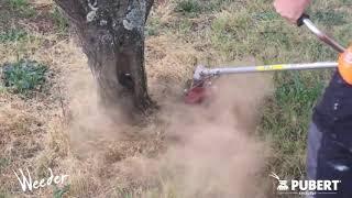 PUBERT Brushcutter P520BG With Weeder W4