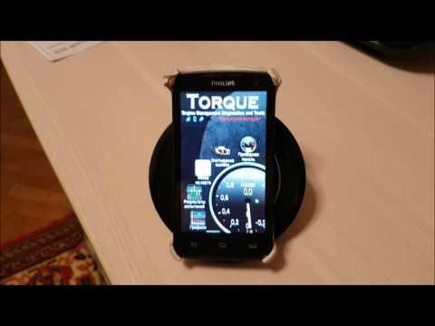 Настройка модифицированной программы Torque (ASX)