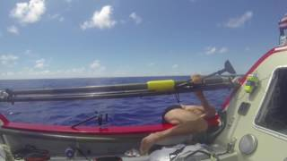 John Beeden Solo Rower Across the AtlanticPacific