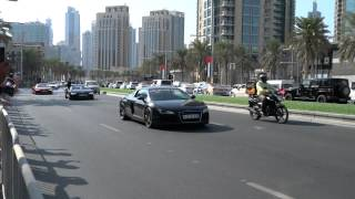 Dubai Grand Parade 2015