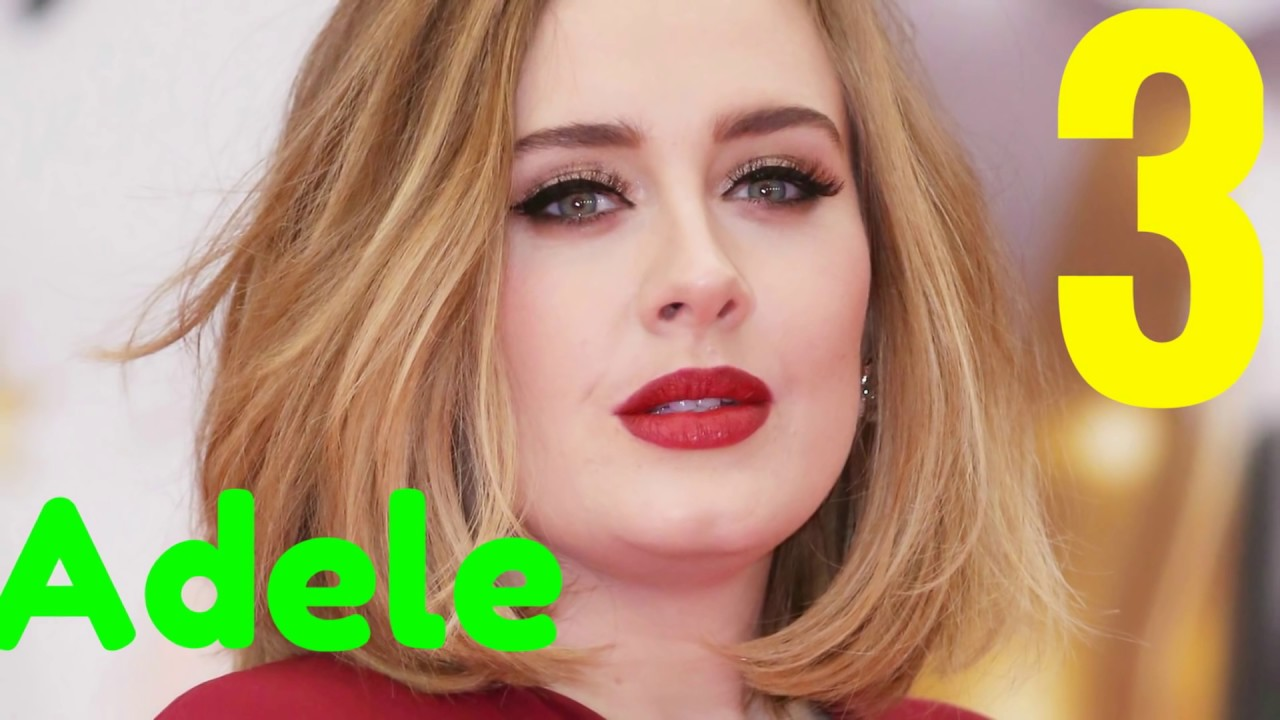 top 10 most famous hollywood singer in 2018-most popular *world