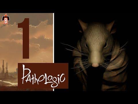 Новый Мор. Вступление. Душевное прохождение Pathologic 2. #1