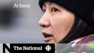 Canada caught between 2 superpowers over Huawei arrest | At Issue