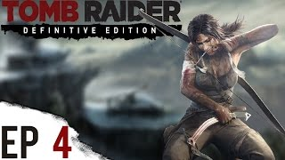 Video de Tomb Raider Definitive Edition - Gameplay Español - Capitulo 4 - 1080p HD 60 FPS