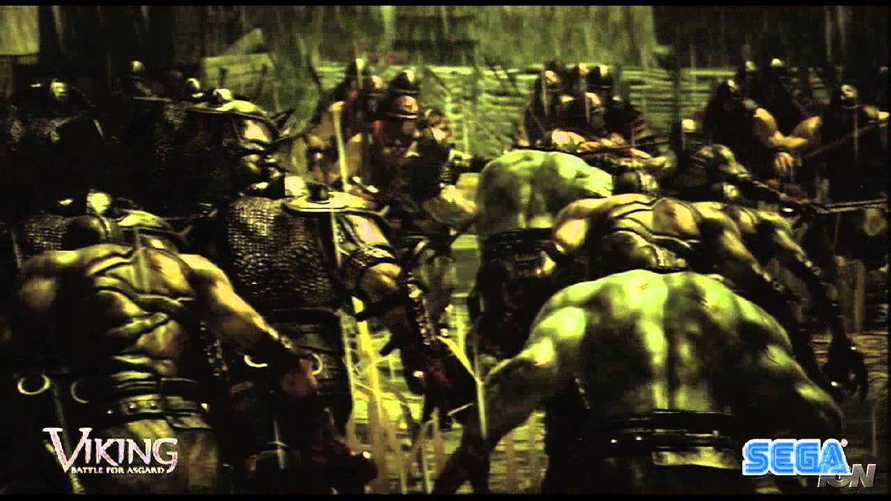 Viking: Battle for Asgard PlayStation 3 Trailer - Blood