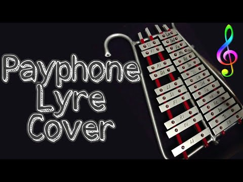 Payphone Lyre cover