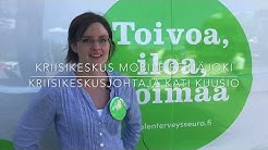 Mikä on Kriisikeskus Mobile Seinäjoki?