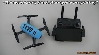 DJI Spark Controller Review | Does it change everything?