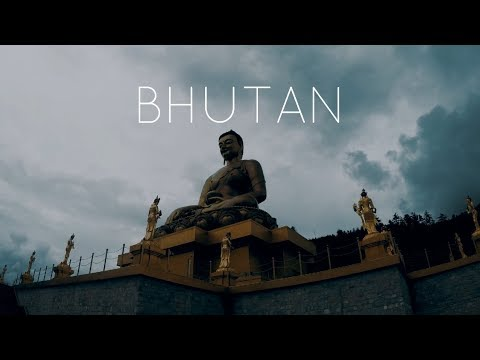 Bhutan Travel Video 2017 | GoPro