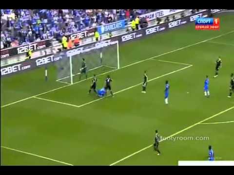วีแกน-เซลซี 0-2 พรีเมียร์ลีก อังกฤษ