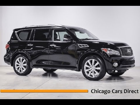 Chicago Cars Direct Presents A Infiniti Awd Passenger