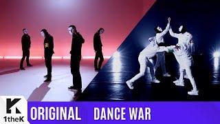 [DANCE WAR(댄스워)] Spin Off: Round 1 Fancam ver.(스핀오프:라운드 1 직캠 ver.)