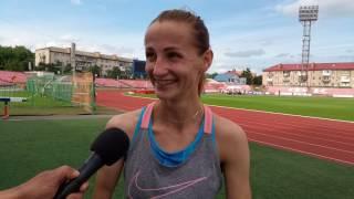 Чемпіонка Європи Наталя Прищепа про перемогу на 1500 м в Луцьку