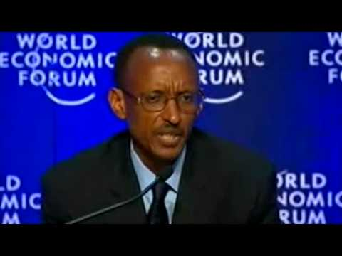 Davos Annual Meeting 2009 - The State of Africa