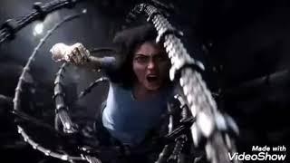 Alita  Ángel de batalla mega latino 720p