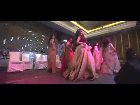 bom diggy | sister dance at wedding